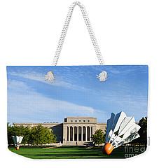 Nelson Adkins Art Museum Weekender Tote Bag