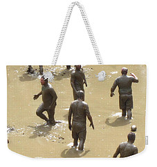 Nh North Conway Mud Ball Weekender Tote Bag