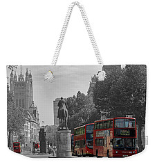Routemaster London Buses Weekender Tote Bag