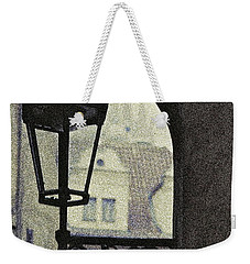 Weekender Tote Bag featuring the photograph  September In Prague by Ira Shander