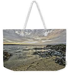 Skerries Ocean View Weekender Tote Bag