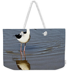 Stilt Looking At Me Weekender Tote Bag