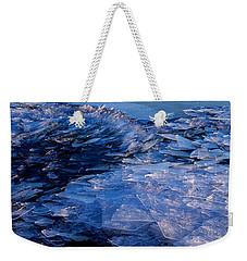 Superior Winter   Weekender Tote Bag
