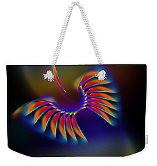 Terrestrial Flight Weekender Tote Bag