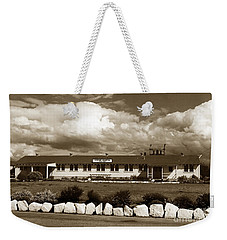The Fort Ord Station Hospital Administration Building T-3010 Building Fort Ord Army Base Circa 1950 Weekender Tote Bag