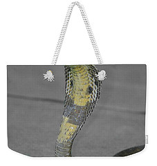 The King Weekender Tote Bag by Michelle Meenawong
