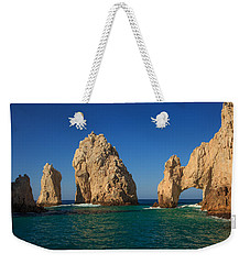 The Sea Arch El Arco De Cabo San Lucas Weekender Tote Bag