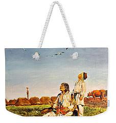 End Of The Summer- The Storks Weekender Tote Bag
