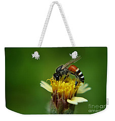 Working Bee Weekender Tote Bag