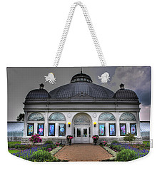 001 Buffal And Erie County Botanical Gardens Weekender Tote Bag