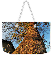 001 Oldest Tree Believed To Be Here In The Q.c. Series Weekender Tote Bag