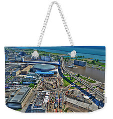 001 Visual Highs Of The Queen City Weekender Tote Bag