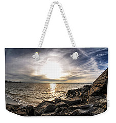 0011 Rest And Relax Series Weekender Tote Bag