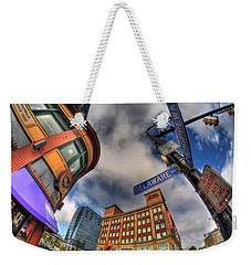 002 Delaware And Chipp Weekender Tote Bag