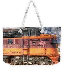 0119 The Milwaukee Road 2 Weekender Tote Bag