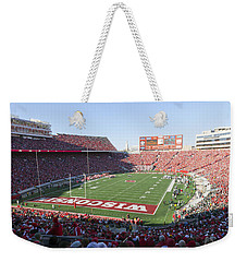 0251 Camp Randall Stadium - Madison Wisconsin Weekender Tote Bag
