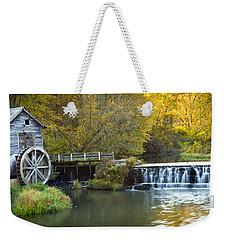 0291 Hyde's Mill Wisconsin Weekender Tote Bag
