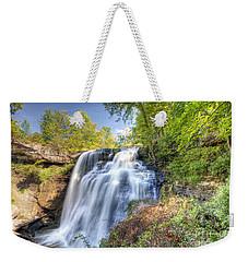 0302 Cuyahoga Valley National Park Brandywine Falls Weekender Tote Bag