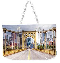 0305  Pittsburgh 10 Weekender Tote Bag