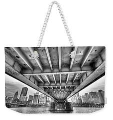 0308 Pittsburgh 5 Weekender Tote Bag by Steve Sturgill