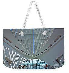 0354 Milwaukee Art Museum Weekender Tote Bag