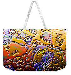 0365 Abstract Thought Weekender Tote Bag