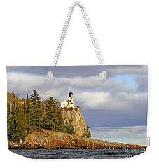 0376 Split Rock Lighthouse Weekender Tote Bag