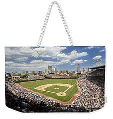 0415 Wrigley Field Chicago Weekender Tote Bag