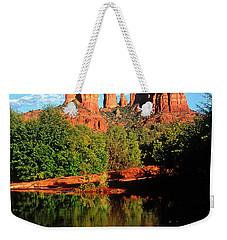 0464 Sedona Arizona Weekender Tote Bag