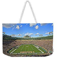 0539 Lambeau Field Weekender Tote Bag