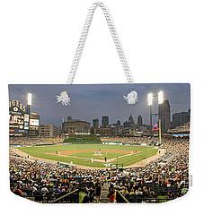 0555 Comerica Park Detroit Weekender Tote Bag