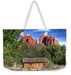 0682 Red Rock Crossing - Sedona Arizona Weekender Tote Bag