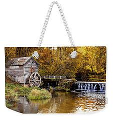 0722 Hyde's Mill Weekender Tote Bag by Steve Sturgill