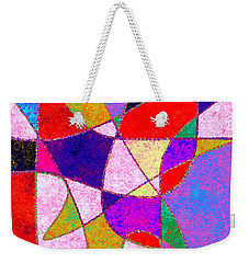0269 Abstract Thought Weekender Tote Bag