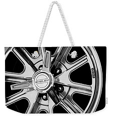 1968 Ford Mustang Fastback 427 Shelby Cobra Wheel Weekender Tote Bag