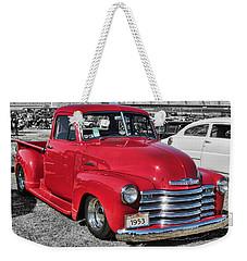'53 Chevy Truck Weekender Tote Bag