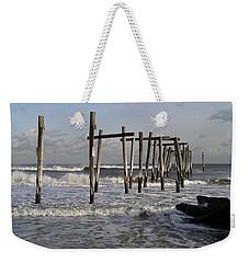 59th St. Pier Weekender Tote Bag