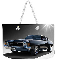 '72 Chevelle Weekender Tote Bag