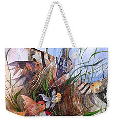A Fishy Tale Weekender Tote Bag