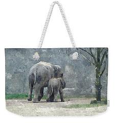 A Mothers Love Weekender Tote Bag