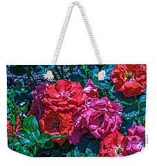 A Rose Is A Rose Weekender Tote Bag
