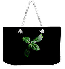 A Sprig Of Basil Weekender Tote Bag