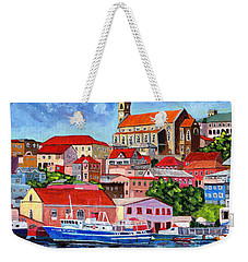 A View Of The Carenage Weekender Tote Bag