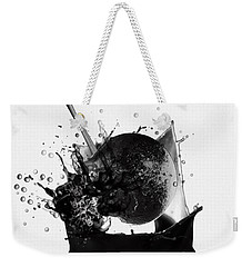 A World Within My Paint Pot ...---.... Weekender Tote Bag