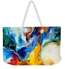 Abstraction 599-11-13 Marucii Weekender Tote Bag
