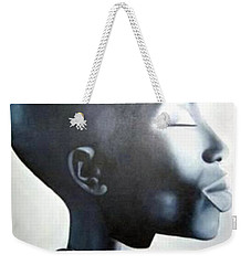 African Elegance - Original Artwork Weekender Tote Bag