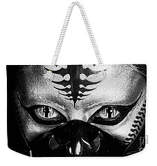 Alien Weekender Tote Bag by Angelique Olin