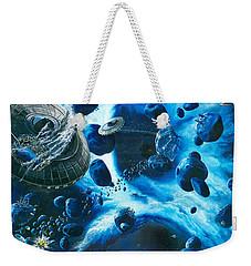 Alien Pirates  Weekender Tote Bag