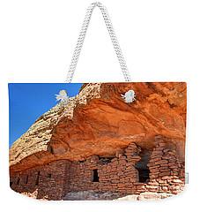 Anasazi Citadel Ruin - Cedar Mesa Weekender Tote Bag