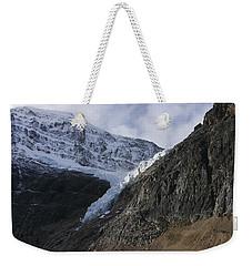 Angel Glacier Weekender Tote Bag